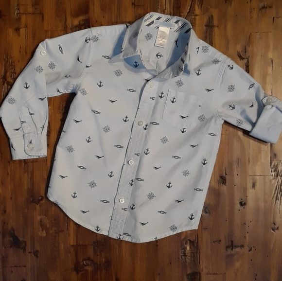 Other - Janie and Jack button down